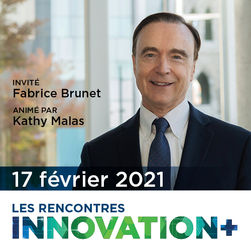 Les rencontres innovation +